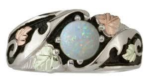 black opal engagement rings black opal engagement rings