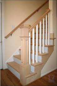 stair railings and banisters box newel post healingtheburn org