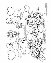 of love coloring page free download