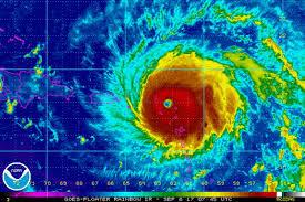 how hurricane irma became the u0027perfect storm u0027 daily mail online