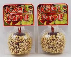 caramel apple boxes wholesale karm l dapples california snack foods