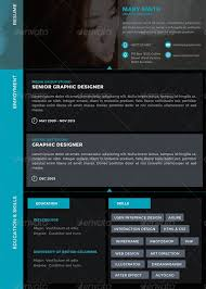 graphic design resume 28 best resume for graphic designers psd ideas with exles