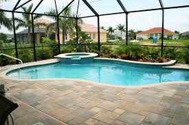 Pictures Of Inground Pools by Fiberglass Vs Concrete Pools Jacksonville Pool Builder