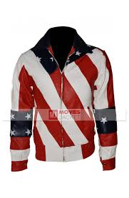 ladies motorcycle jacket american flag womens leather motorcycle jacket