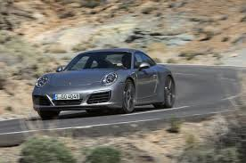 porsche 911 reviews 2016 porsche 911 manual review review autocar