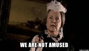 Victoria Meme - not amused queen victoria meme on imgur