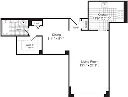 Most Efficient Floor Plans 3003 Van Ness Apartments In Dc 3003 Van Ness Street Northwest