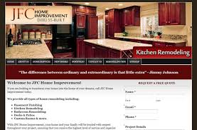 Home Improvement Website Design Home Design Ideas - Home improvement design