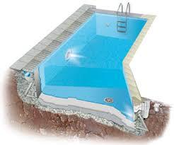 prefabricated pools steelflex and pool s prefabricated swimming pools