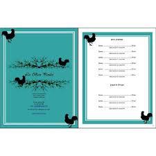 free menu templates restaurant menu openoffice templates free