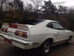 77 mustang cobra 2 1977 ford mustang ii not base or clone this was 77 cobra ii add