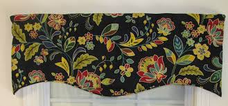 m valance jewel floral pattern thecurtainshop com