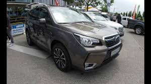 subaru forester interior 2017 subaru forester 2 0 xt sport sti 240hp new model 2017