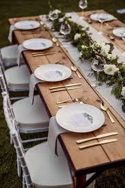table setting wonderful 49 impressive wedding table setting ideas outdoor