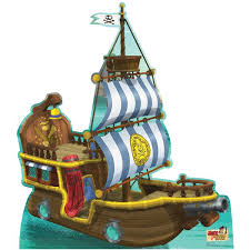 advanced graphics bucky pirate ship disney jake