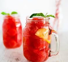 Minuman Ginseng Korea resep subak hwachae watermelon punch segar ala korea kuliner