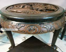 antique tea tables for sale coffee table hand carved coffee table high end furniture solid