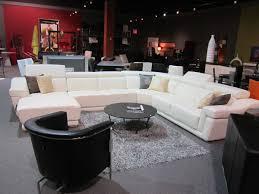 Bellini Leather Sofa Berton Sectional By Bellini Modern Living Luxemoderndesign Com