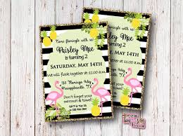 flamingo invitation flamingo party invite let u0027s flamingle