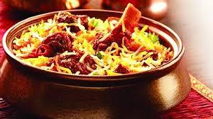 biryani cuisine biryani a 400 year affair with hyderabad