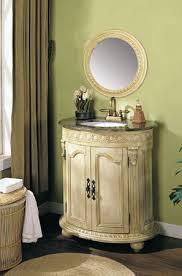 Antique Looking Vanities Antique White Bathroom Vanities Types And Options White Antique