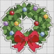 cross stitch craze eleven easy christmas cross stitch free