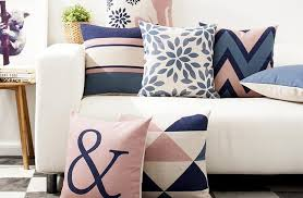 decorative pillows home goods color block geometric pillow for sofa linen home goods throw pillows
