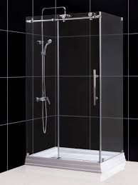 dreamline 32 1 2 inch by 48 3 8 inch frameless sliding shower