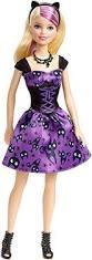 Barbie Box Halloween Costume Sale Amazon Barbie Moonlight Halloween Doll Toys U0026 Games