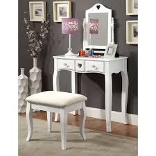 Thin Vanity Table Marvelous White Corner Vanity Table Images Best Idea Home Design