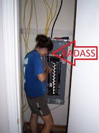 why replace home electrical wiring the panel everything just