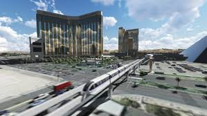 las vegas light rail las vegas monorail mandalay bay extension updated civil fx
