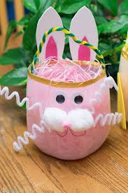 diy easter basket ideas 21 cute homemade easter basket ideas easter gifts for kids and adults