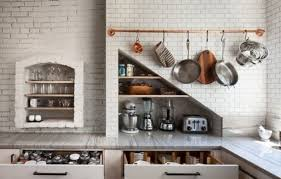 kitchen pan storage ideas 10 wall mounted pot and pan storage ideas that rock best of