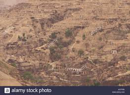 Yellow River China Map by Cave Dwellings On The Loess Plateau Yellow River Huang He Area