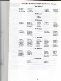 johnson evinrude eu 9 9 thru 30 models service manual 2 cylinder