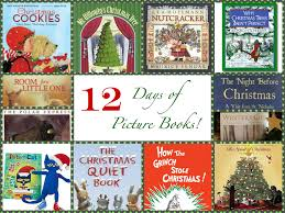 christmas book list with crafts and activities picture book