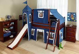 Fun Bunk Bed With Slides For Kids Bedroomm - Slides for bunk beds