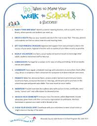 Make A Route Map by International Walk To Day Westcoast Media