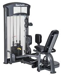 sportsart abductor adductor df102