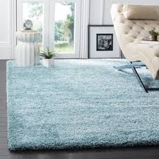 Square Shag Rug Blue Square Rugs U0026 Area Rugs Shop The Best Deals For Oct 2017