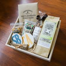 create your own gift basket create your own wood gift box the santa barbara company