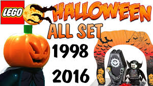 lego halloween all sets 1998 2016 zombie ghost vampyre monster