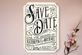 save the date designs save the date cards by geekink design