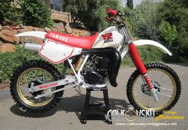 vintage motocross bikes sale near new 1987 yamaha yz 490 vintage motocross dirt bike