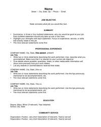One Job Resume Templates by Best Nurse Resume Templates Resume Templates
