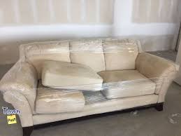 Sofa In Edmonton Gorgeous Cream Colored 3 Seat Bossa Nova Sofa Couches And Chairs