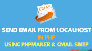 tutorial php web how to send email from localhost in php web development tutorial