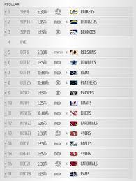 seahawks 2014 regular season schedule released