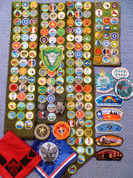 custom made boy scout patches embroidered patches pinterest